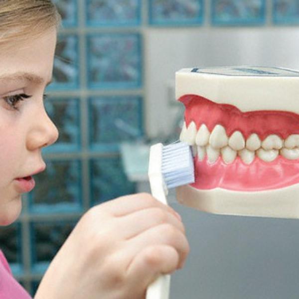 Скидка детям на стоматологические услуги - 15%