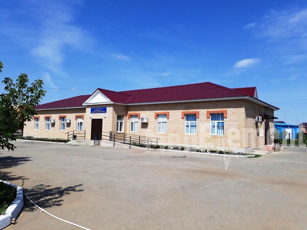 Дәрігерлік амбулатория (Заречный 2,3 ауылы)