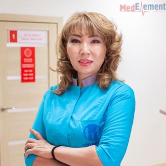 Баусадыкова Баян Тойшыбековна