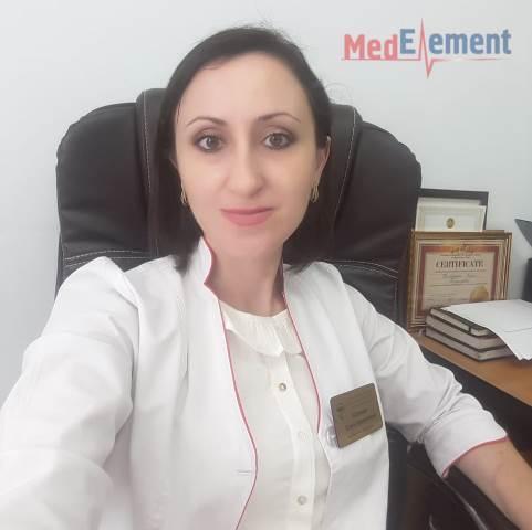 Хартиади Елена Алексеевна