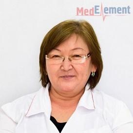 Сактаганова Клара Сейфуллаевна