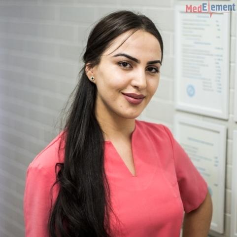 Ахмедова Диана Мажлисовна