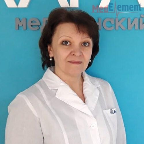 Гук Светлана Викторовна