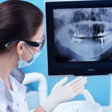Рентген зубов от 700 тг