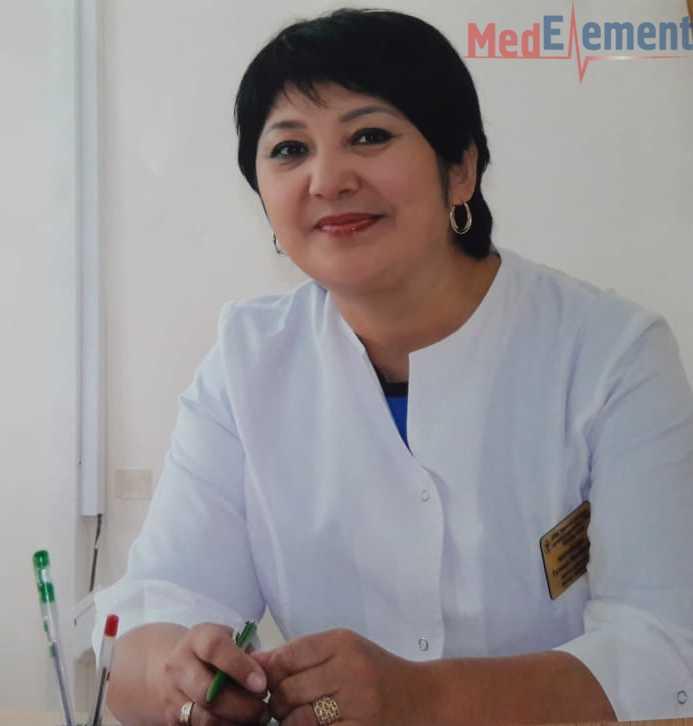 Чакчабаева Гульмира Жакановна
