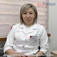 Сембекова Галия Абильдаевна