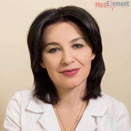 Бочоришвили Лали Автандаловна