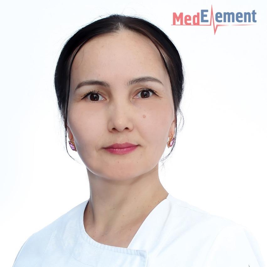 Илимова Алия Карсыбаевна