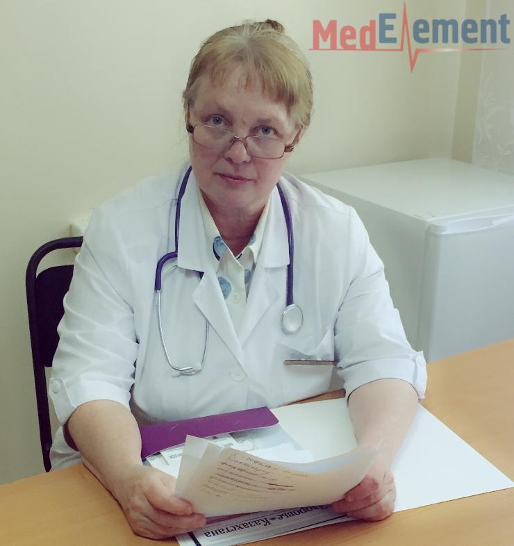 Рахимова Марина Рафаиловна