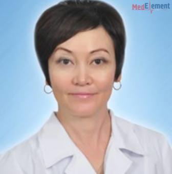 Арыкпаева Алия Сериковна