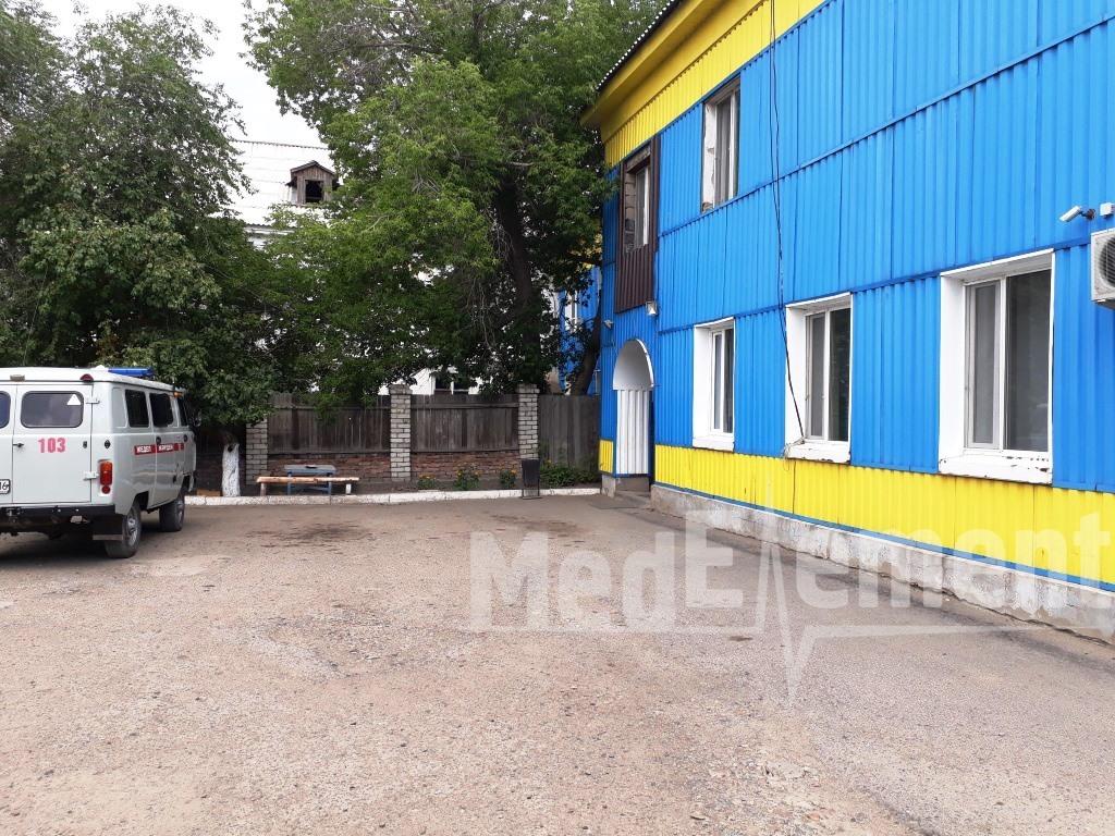 Станция скорой медицинской помощи на Сорокина