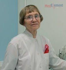 Захарова Антонина Борисовна