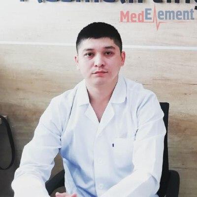Абеев Алишер Талгатович