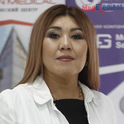 Абдусаметова Альбина Айтжановна