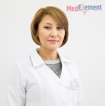 Утегалиева Гульнара Нурлыбаевна