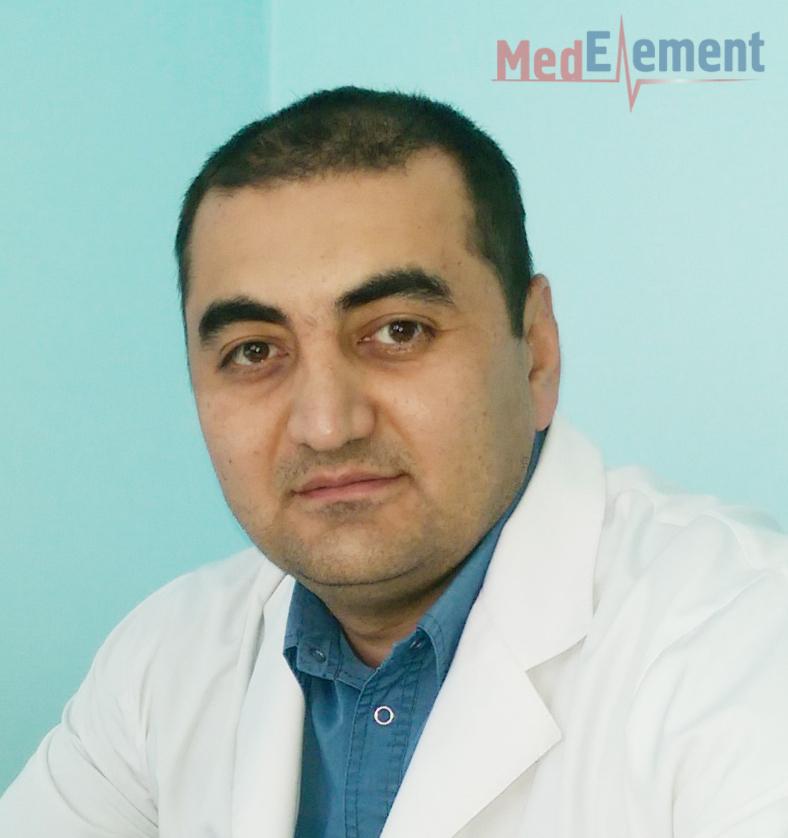 Тургунов Адхамжон Муминжанович