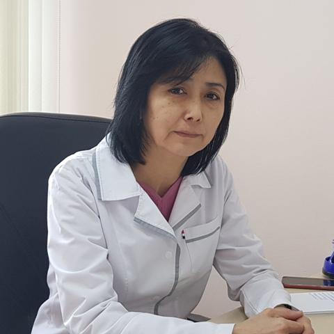 Исаева Гульмира Усмановна