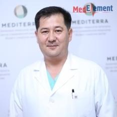 Ешмуратов Темур Шерханович