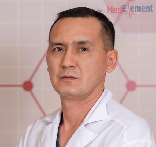 Азмагамбетов Руслан Сагидоллович