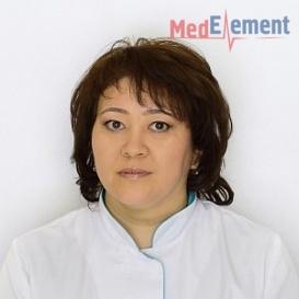 Кашкумбаева Мадина Аскеровна