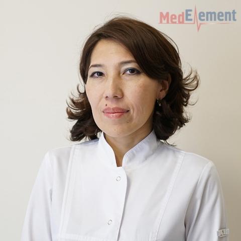 Сагандыкова Алия Ниязовна