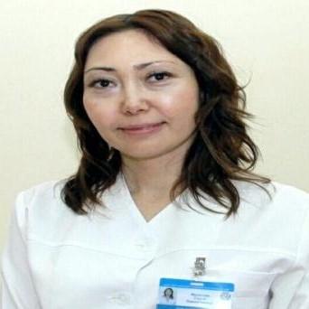 Мукатова Сауле Ормантаевна
