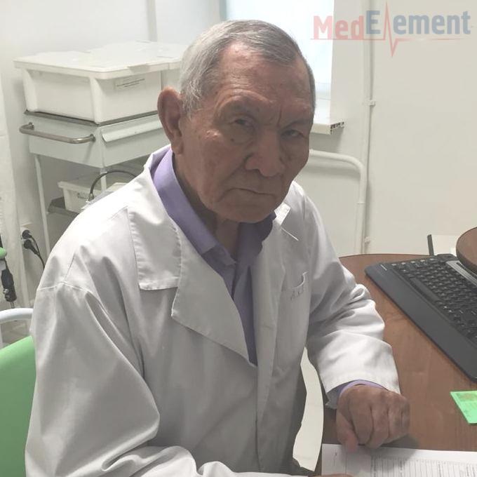 Абдуллаев Кенес Пиржанович