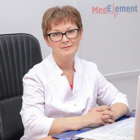 Чулкова Ирина Федоровна