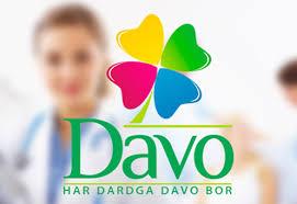 """Аптека """"DAVO"""" №1"""