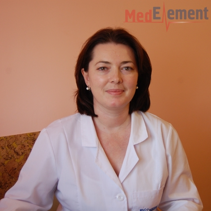 Бедина Елена Андреевна
