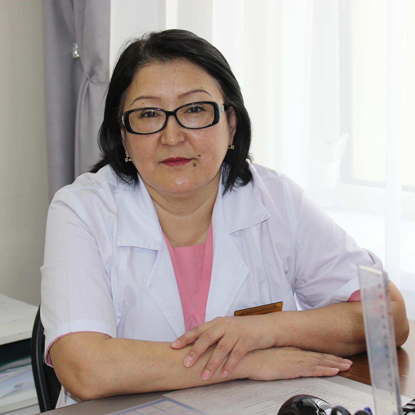 Смагулова Асия Жумагазиевна