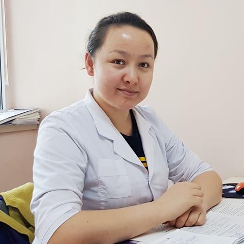 Исахова Балжан Аскаровна