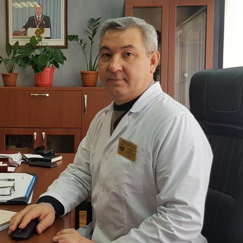 Калиев Эрнест Ахметбекович