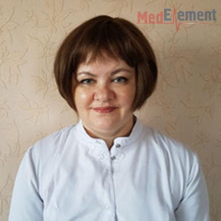 Суслова Наталья Леонидовна