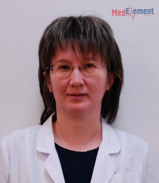 Мусабаева Самира Нихатовна