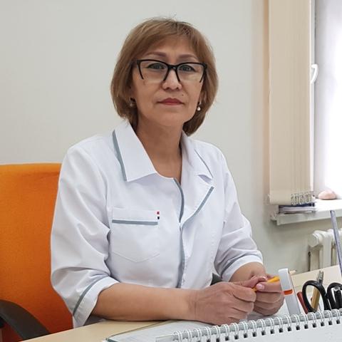 Елемесова Шара Сейловна