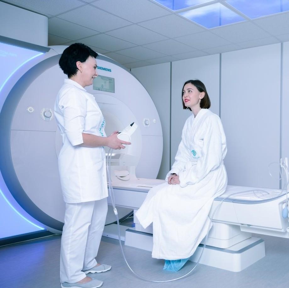 Проводим КТ и МРТ по направлению