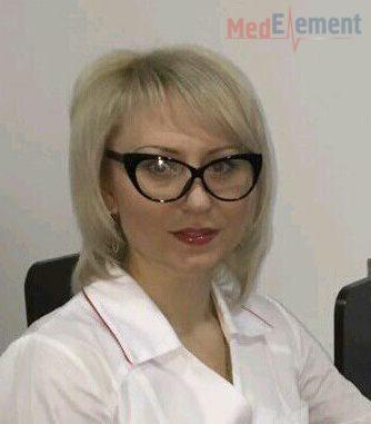 Юдина Светлана Михайловна