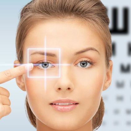 Диагностика зрения со скидкой