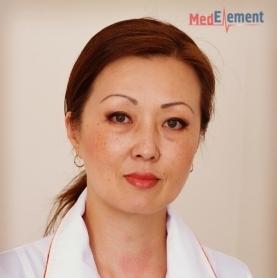 Келесова Светлана Эдельевна