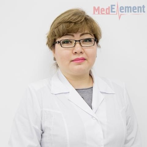 Ходжамбердиева Дилярам Исамеденовна