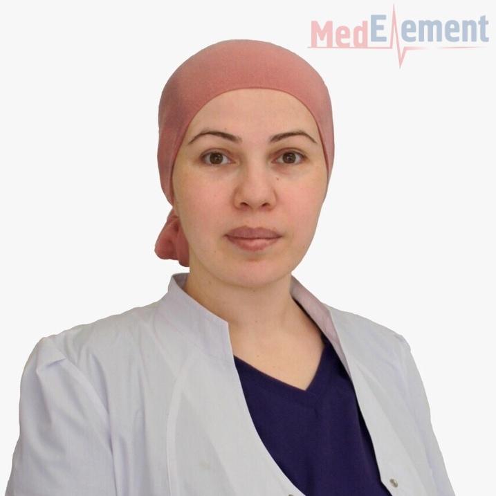 Бакаева Марет Ахметовна