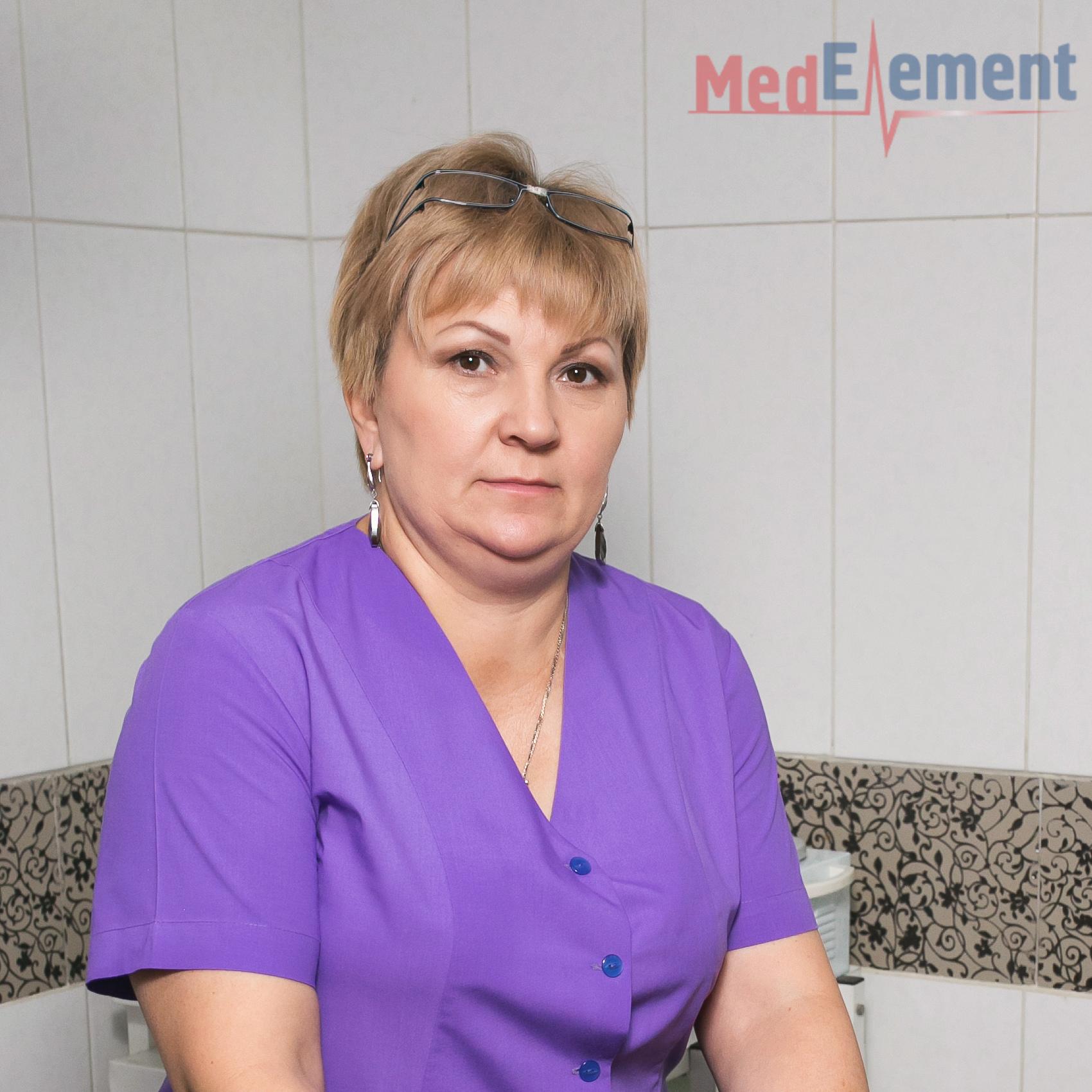 Бледнова Елена Николаевна