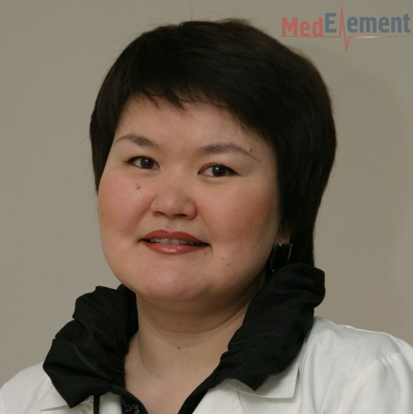 Джакупова Айгуль Саруаровна