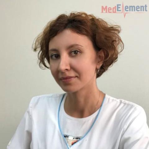 Клепикова Ольга Сергеевна