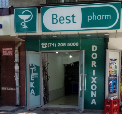 "Dorixona ""BEST PHARM"", Chilonzor"