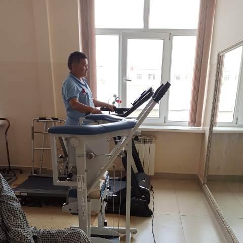 Отделение восстановительного лечения и медицинской реабилитации