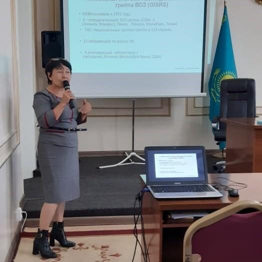 Выездной семинар от 2 октября на базе ОКБ