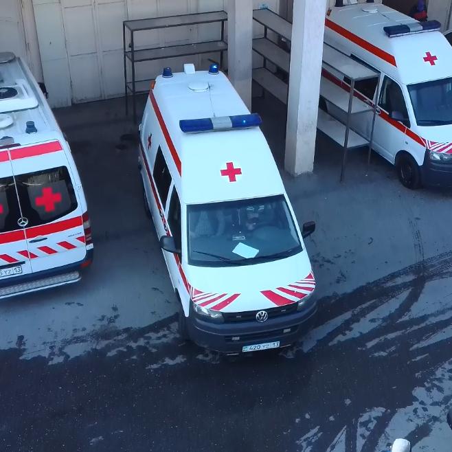 Готовность к новой волне Covid-19 в Областной клинической больнице Туркестанской области