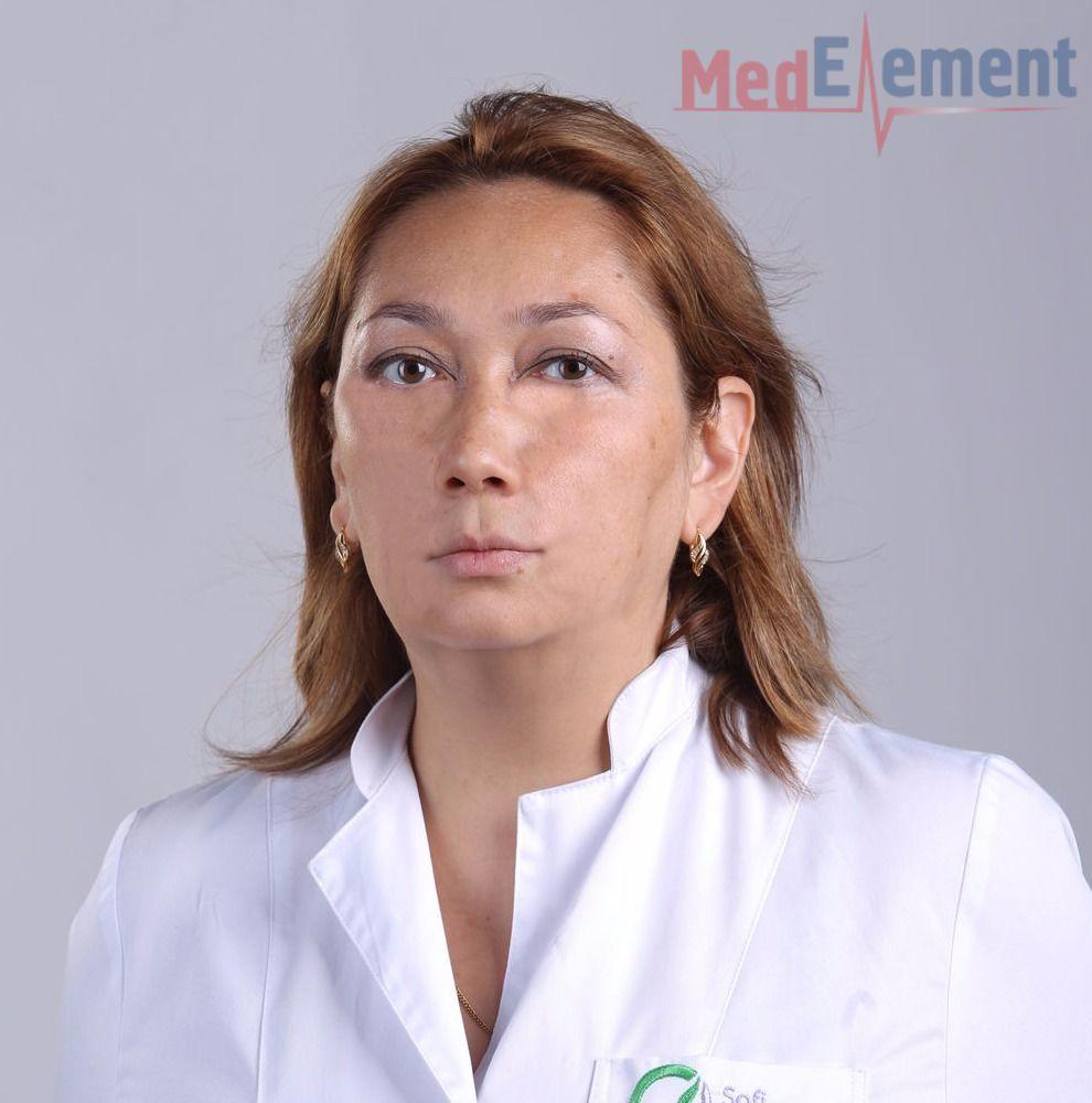 Булекбаева Гульнара Маратовна